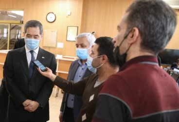 سفیر ژاپن: امیدوارم ما و ایران در جامجهانی قطر حضور داشته باشیم