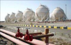 صادرات گاز الپیجی ایران در ماه اکتبر به ۴۵۰ هزار تن میرسد