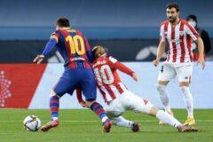 قهرمانی بیلبائو در سوپرجام اسپانیا/ بارسلونا؛ یک تیم کاملا معمولی
