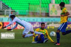 مدافع تیم صنعتنفت آبادان بازی برابر شهرخودرو را از دست داد