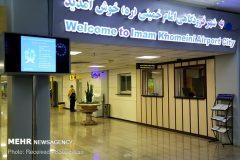 مسافران بدون پاسخ منفی تست کرونا در فرودگاه امام پذیرش نمیشوند