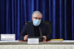 وزیر بهداشت بر ضرورت نظارت مستمر بر اجرای پروتکلها تاکید کرد