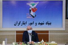 پیام تسلیت رییس بنیاد شهید در پی درگذشت مادر شهیدان «اسدی خانوکی»