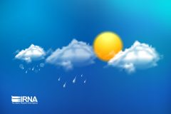 کاهش ۹ درجهای دما در نوار شمالی کشور