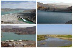 کاهش ۹ درصدی بارندگیهای تهران/آماده مهار سیلاب هستیم