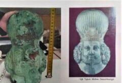 کشف ۳ اثر تاریخی در بوشهر،انتقال ۲۸ شیء ۳ دوره تاریخی از اتریش