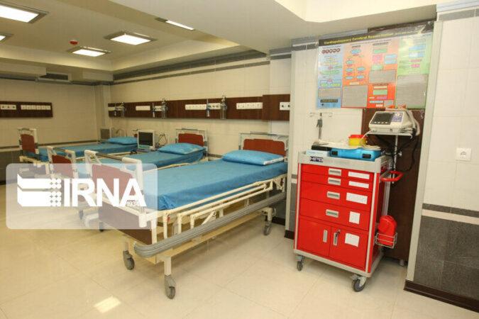 ۱۰۷۷ تخت بیمارستانی امروز افتتاح میشود