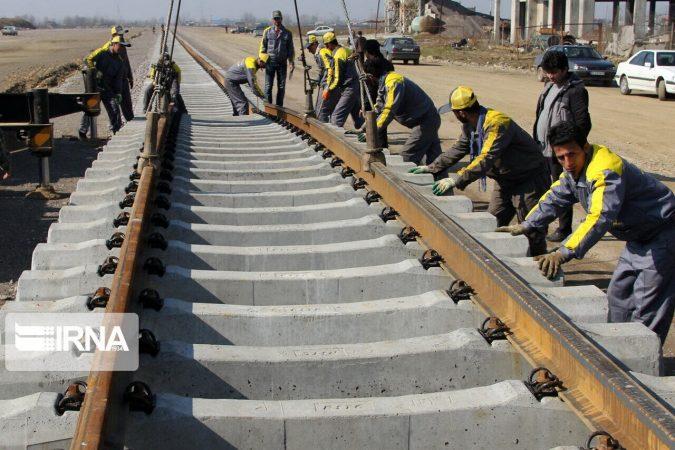  اعتبار راهآهن اردبیل – میانه افزایش یافت
