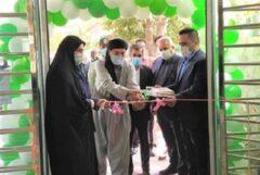 افتتاح باجه بانک مهر ایران در سروآباد کردستان