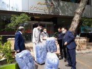 بیمه آسیا توز یع ١٠ هزار دست لباس ایزوله به ارزش چهار میلیارد ریال را در سراسر کشور اغاز کرد