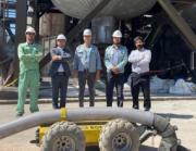 ایران به جمع سازندگان رباتهای مکندۀ کاتالیست پیوست